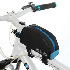 Sales Cycling Bicycle Bike Saddle Outdoor Pouch Seat Bag Newly Design Blue