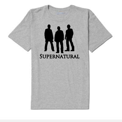 Supernatural Sam Dean Winchester Horror Halloween Unisex T Shirt Clothing - Winchester Halloween