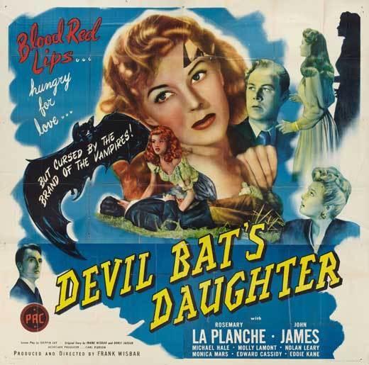 THE DEVIL BAT Movie POSTER 22x28 Half Sheet Bela Lugosi Suzanne Kaaren Dave