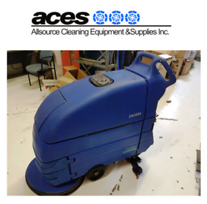 Floor Machines,  Auto Scrubbers, Carpet Extractors, & More!