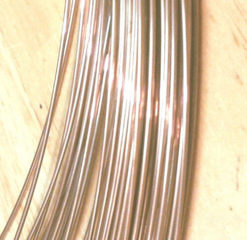 Yellow Brass SOLDER 20 Gauge 2 or 5 Foot Made in USA Improved Color Match