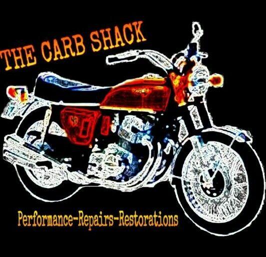 FOUR Carb Motorcycle Carburetor Restoration and Rebuild Service