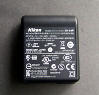 Nikon EH-68P AC Adapter / Charger
