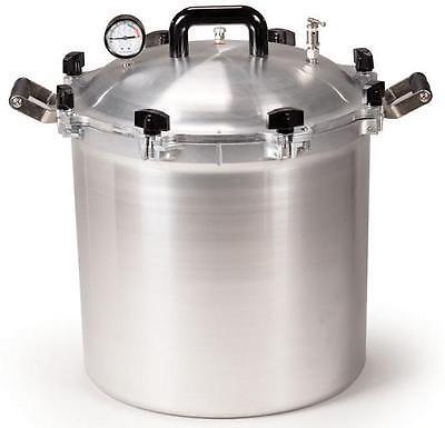 All American 41 Quart Stove-top Sterilizer Autoclave
