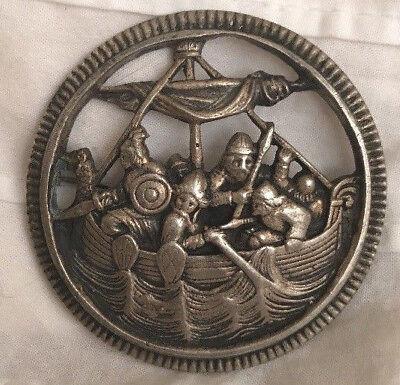 David Anderson Norway 830 Silver 7-14 Spoon 1900