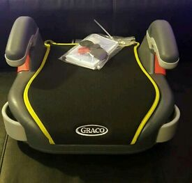 New Graco booster seat
