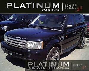 2006 Land Rover Range Rover Sport SUPERCHARGED/ AWD/ NAVIGATION/