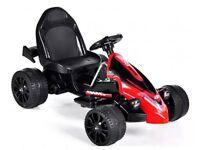 Kids Electric 12v Parental Remote & Self Drive Go Carts, Limited Stock