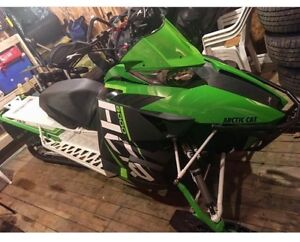 Looking to trade for a Yamaha or Arctic Cat 4 Stroke Skidoo