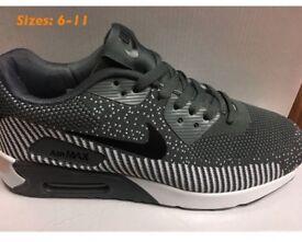 Nike airmax trainers