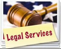 Lower Cost Law Services...Don't pay $200/hr if you dont have too