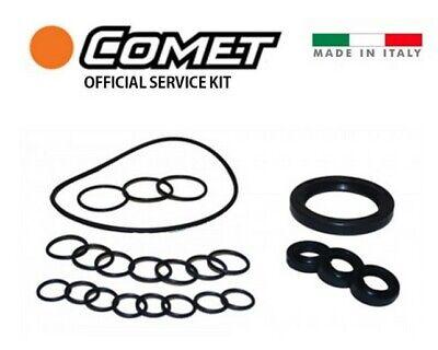 Comet Pressure Washer Piston Oil Seal And Rear Crank For Axd Pumps 5019007900