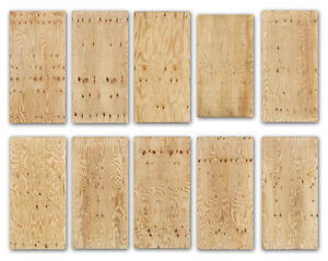 Looking for any type of  plywood