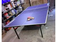 Donnay table tennis ping pong table