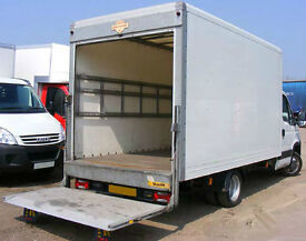 Luton Van & Truck Hire Transportation for House Office Moving//removals//COURIER/DELIVERY 2 or 3 MAN