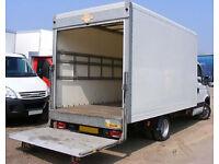 Van Man, From £25 per hour, Box Van With Tail Lift. Move Today. 07791581741. sofa fridge