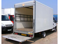 Van Man, From £25 per hour, Box Van With Tail Lift. Move Today. 07791581741. sofa fridge