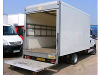 Luton Van & Truck Hire Transportation House Office Removal Moving Rubbish Dump DELIVERY 2 or 3 MAN