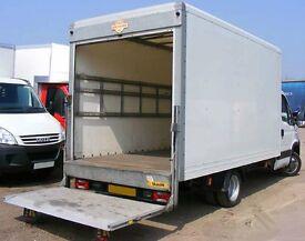URGENT SHORT NOTICE Luton Van & Truck Hire Nationwide Short & Long Distance //Removals\\Man//\\