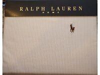 Ralph lauren single duvet cover