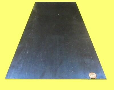 Blue Tempered Spring Steel Shim 0.032 X 10.0 X 24 Length M