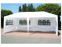 Brand New 6x3M Fully Closed Gazebo Marquee Tent for Sale