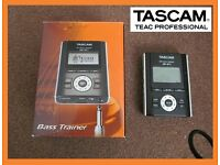 Tascam MP-BT1 Bass Guitar Trainer