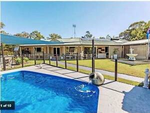 NOOSA-LGE BRICK HOME 5 ACRES NEAR NOOSA BEACHES LAKES-RIVERS Cooroibah Noosa Area Preview