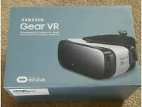 **SEALED** SAMSUNG GEAR VR BRAND NEW INCLUDES 1 YEAR SAMSUNG WARRANTY. COMPATIBLE S6/S7 & S6/S7EDGE