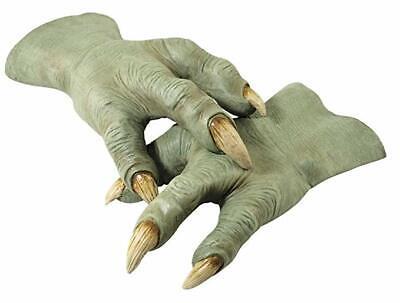Rubies Star Wars Yoda Jedi Latex Handschuhe Erwachsene Halloween Kostüm - Latex Star Wars Kostüm