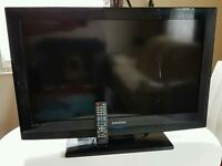 """32"""" Samsung HD TV built in freeview"""