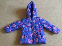 Winter Warm, Mothercare baby coat (12-18 month) - £10