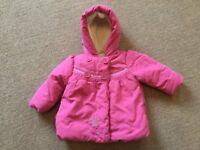 3-6 months Mothercare coat - £8