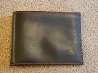 Dark Brown Men's Wallet, Brand New & Unused - £5
