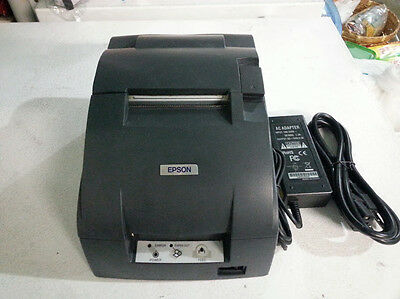 Square App Point of Sale Kitchen Printer- Epson TM-U220