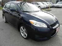 2009 Toyota Matrix XR | AUTOMATIC | ONE OWNER | ACCIDENT FREE