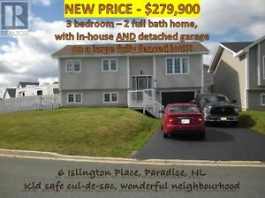 Your New Home - 6 Islington Place, Paradise!!!  MLS® 1126160