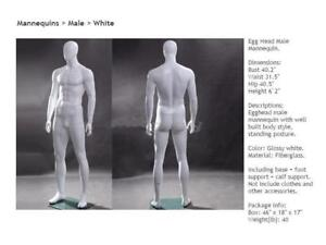 Mannequins, Bustes, Jambes, Mains, Pieds, Corps Complets, Torsos, All at the best price. WE IMPORT, NO MIDDLE MEN ;)