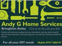 Andy G Home Services
