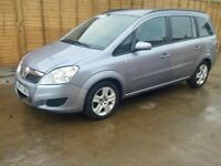 Vauxhall Zafira AUTOMATIC 1.9 Diesel For sale