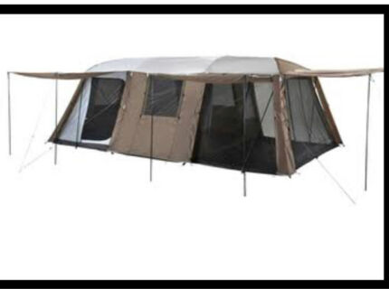 Dune Fraser XL tent 12 person & Dune woodlands XL cabin tent | Camping u0026 Hiking | Gumtree ...