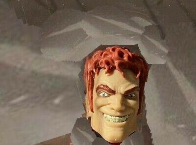 Marvel Legends Carnage Monster Venom Man BAF Series - Cletus Kasady HEAD ONLY