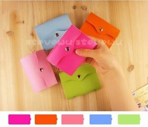 Colorful-Candy-ID-Bank-Business-Credit-Card-Case-Holder-Wallet-Purse-Pouch-Bag