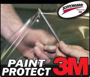 Paint Protection Film + Install = Protection From ALL ROCK-CHIPS