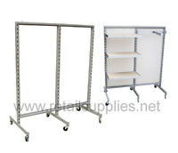 Retail Shelving Stands