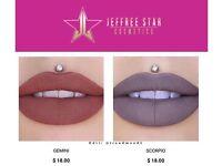 Jefree Star Scorpio Matt liquid lipstick