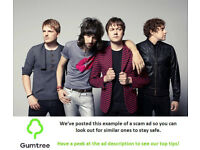 Kasabian Tickets -- Read the ad description before replying!!