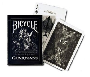 BICYCLE-GUARDIANS-PLAYING-CARDS-DECK-BRAND-NEW-SEALED