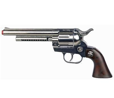 Revolver für Cowboys Sheriff Wilder Westen Cowgirl Fasching Pistole Gewehr