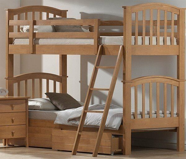 Last Chance Maple Bunk Bed For Sale In Wimbledon London Gumtree